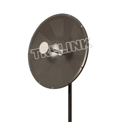 4 9 GHz 30 dBi Solid Parabolic Dish Antenna - Homeland