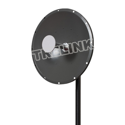 5 1-5 8 GHz 28 5 dBi Dual Polarity MIMO Parabolic Dish